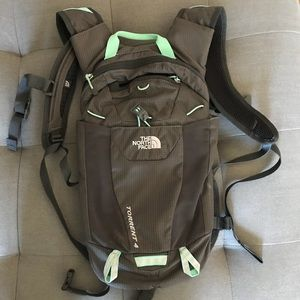 najniższa cena specjalne do butów super promocje The North Face Torrent 4 hydration hiking backpack